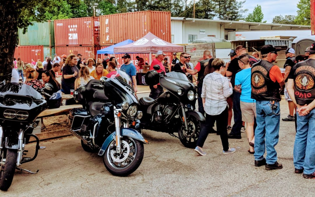 Atlanta Warthogs MC Fundraiser a Big Success